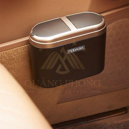 Thùng rác mini dùng cho xe ô tô